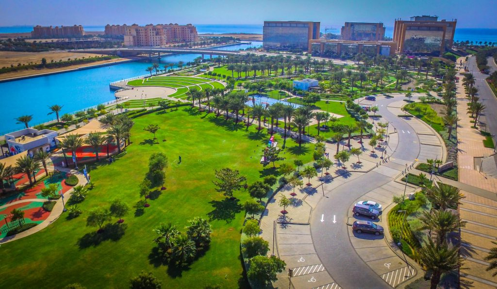 King Abdullah Economic City (KAEC)