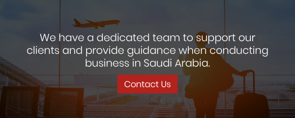 Contact The Quincy Group for assistance with obtaining a work or business visa for Saudi Arabia